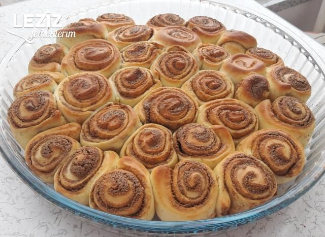 Haşhaşlı Çörek