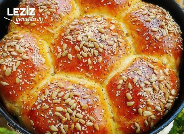 Papatya (Çiçek) Ekmek