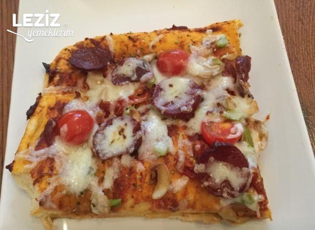 Pizza Kolay Mı Kolay