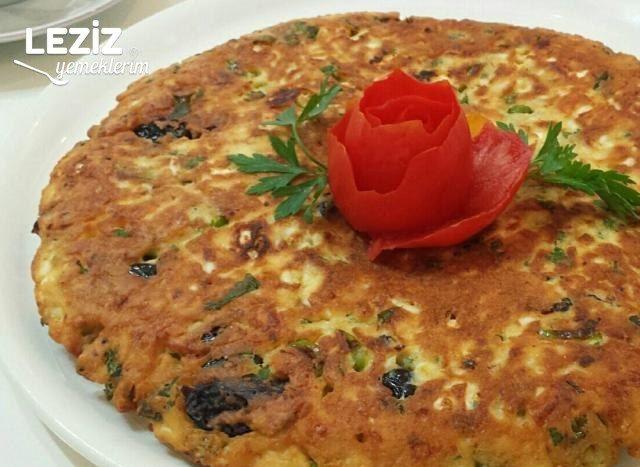 Omlet  Böreği