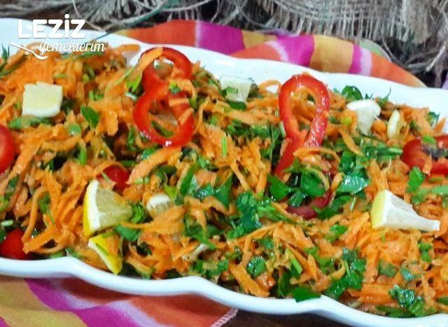 Kışa Hazırlık Salatası
