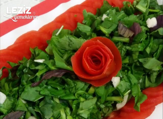 Reyhanlı Kuzukulağı Salatası