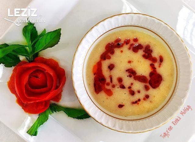 Osmanlı Mutfağı Ekşili Lohusa Çorbası