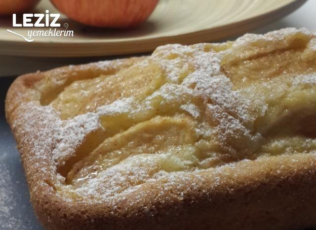 Elmalı Kek Yapımı