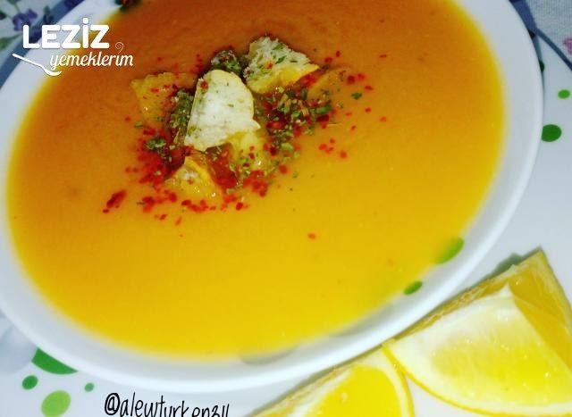 Vitamin Deposu Sebze Çorbası
