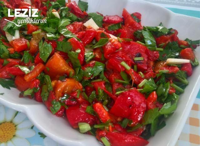 Köz Biberli Salata