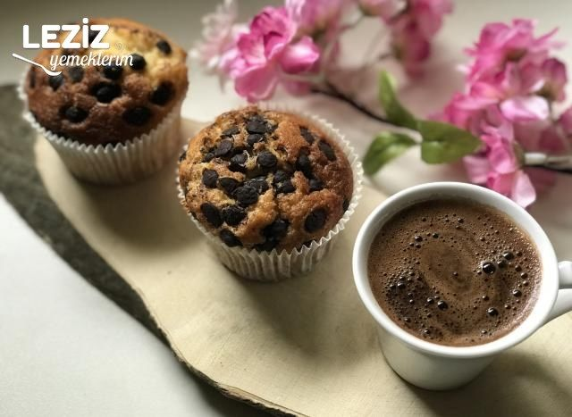 Damla Çikolata Muffin
