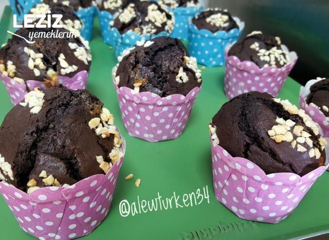 Şefinden Çikolatalı Muffin