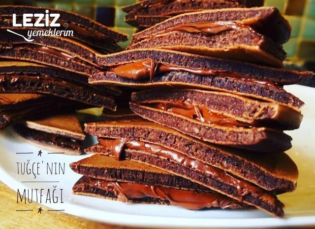 Süper Çikolatalı Pankek Tarifi