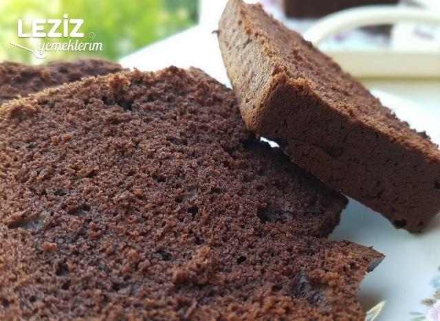 Kakaolu Gazozlu Kek