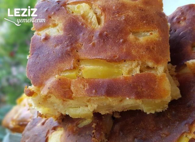 Patatesli Kek Yapılışı