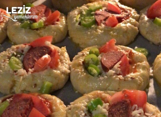 Nefis Pizza Poğaça Tarifi