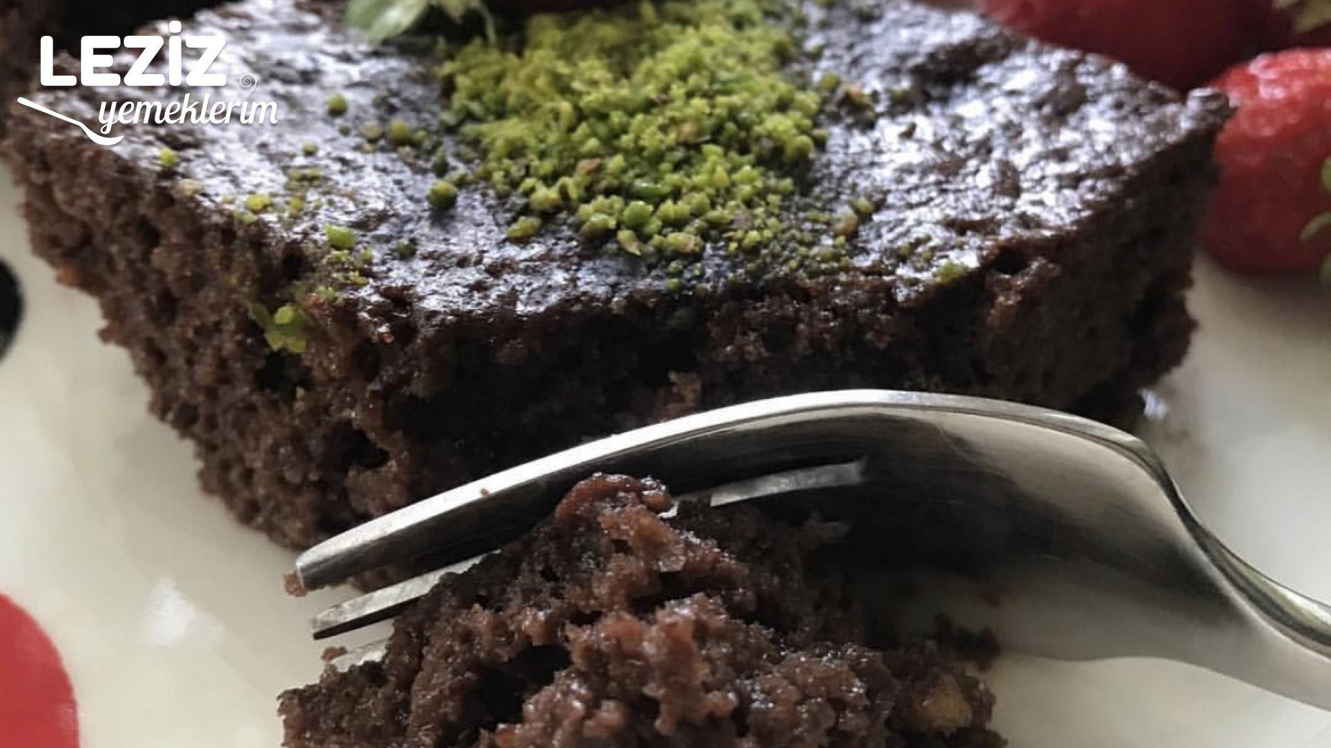 Islak Kek (Püf Noktalarıyla)