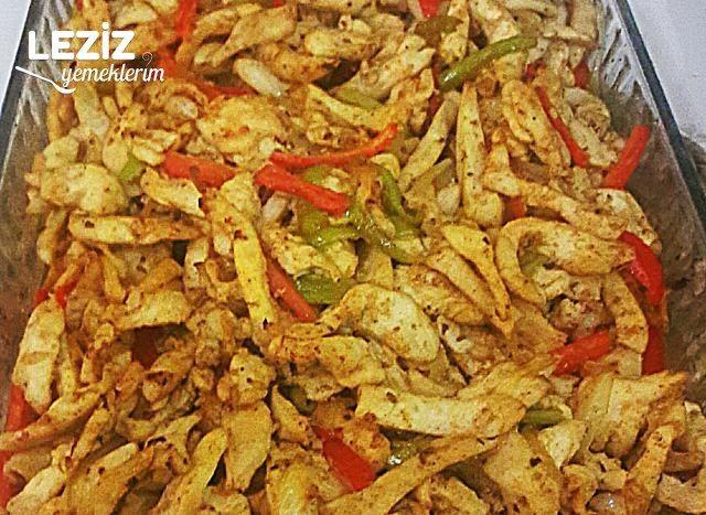 Sebzeli Jülyen Tavuk