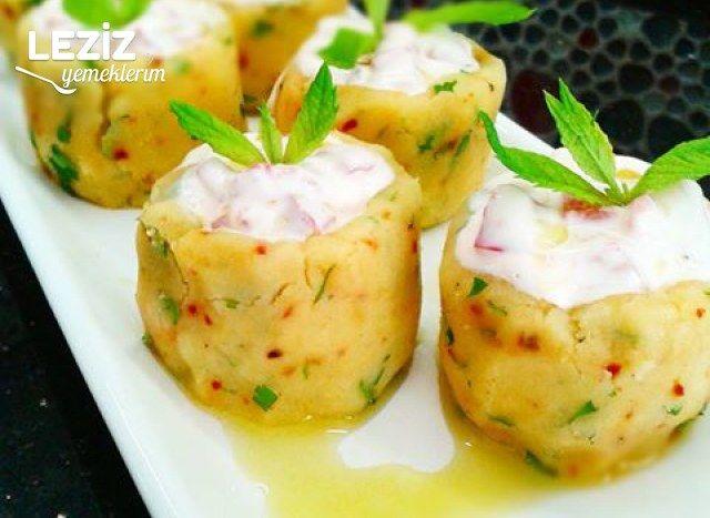 Köz Biberli Patates Çanakları