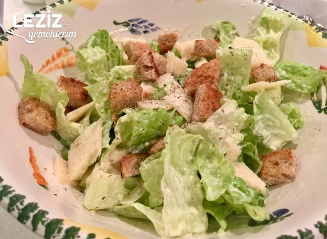 Kolay Sezar Salata