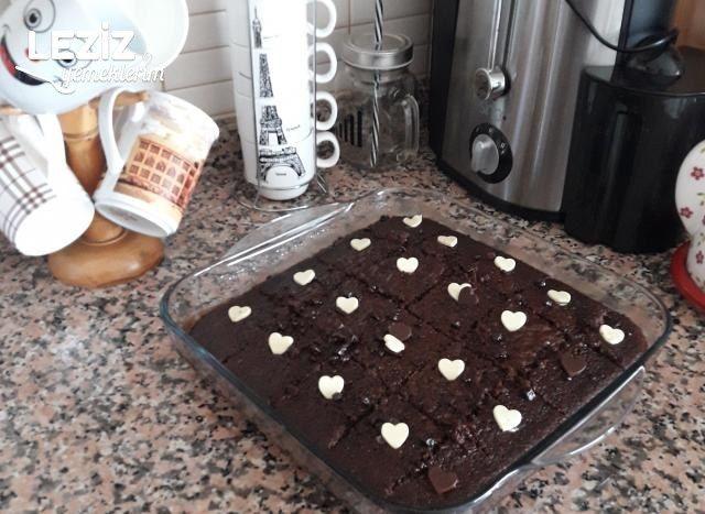 Çikolatalı Tarçınlı Islak Kek