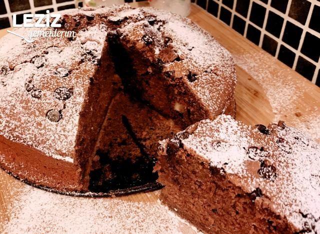 Damla Çikolatalı Kakaolu Kek Videosu