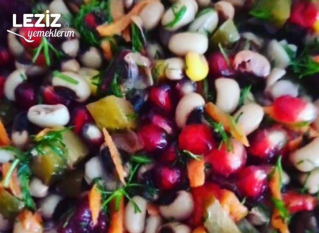 Kolay Börülce Salatası