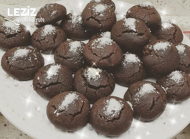 Browni Kurabiye Tarifi - Leziz Yemeklerim