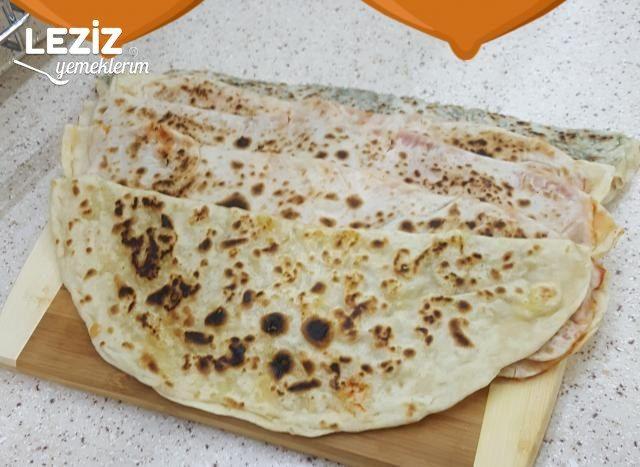 Peynirli Ispanaklı Gözleme Tarifi Leziz Yemeklerim
