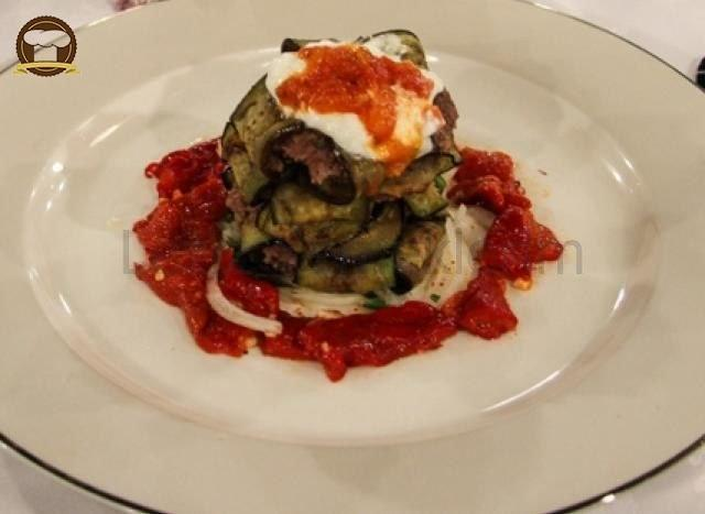 Patlıcanlı Doruk Kebabı