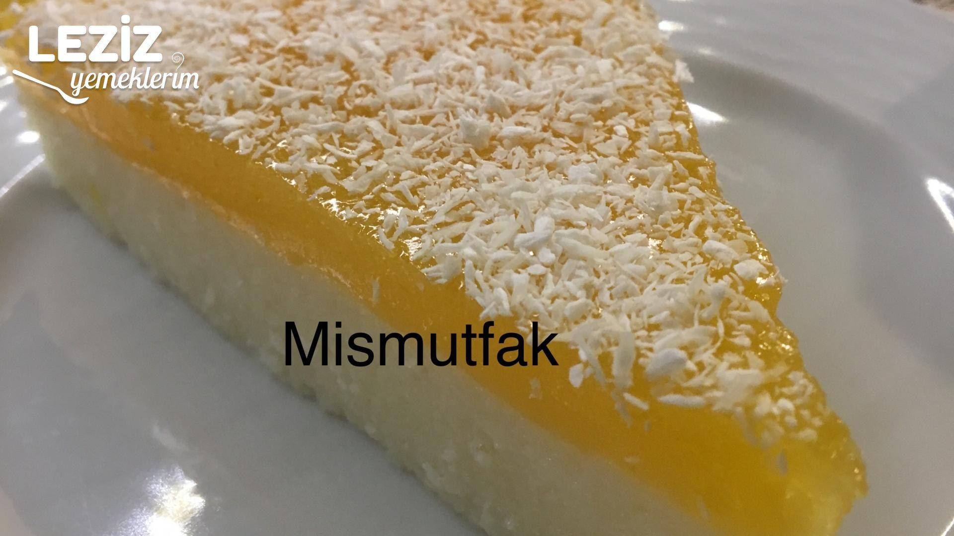 Portakal Pelteli İrmik Tatlısı Tarifi