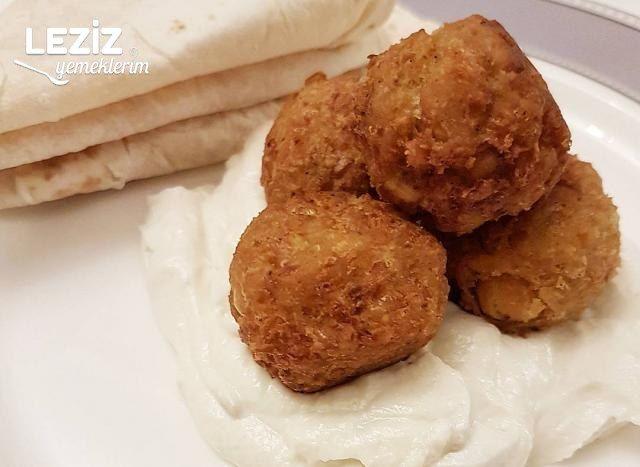 Falafel Ve Tahinli Sos