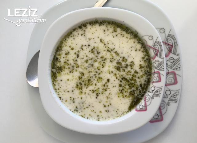 Yayla Çorbası Yapımı
