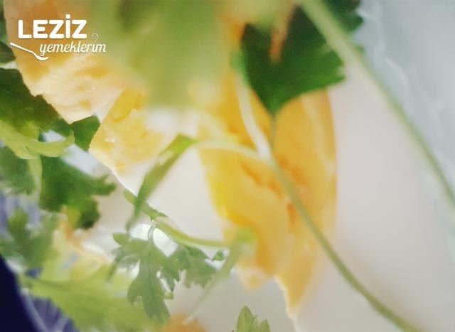 Baharatlı Ve Sebzeli Yumurta