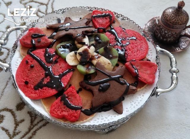 Meyveli Pancake