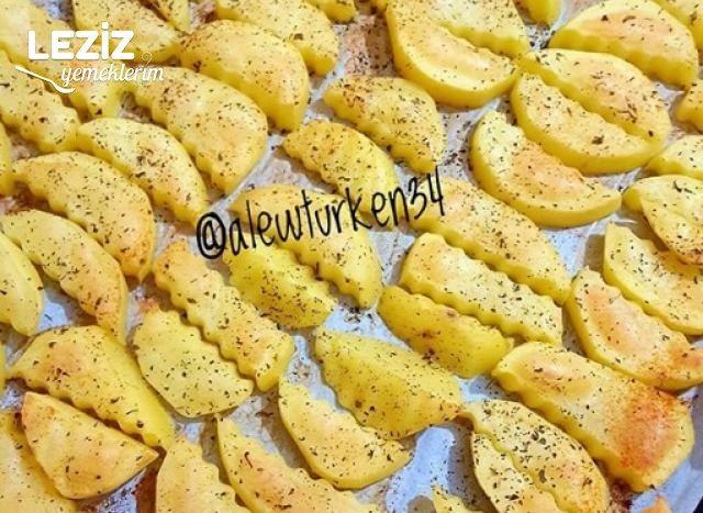 Şipşak Baharatlı Patates