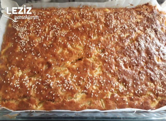 Patatesli Kek (Ev Yapımı)