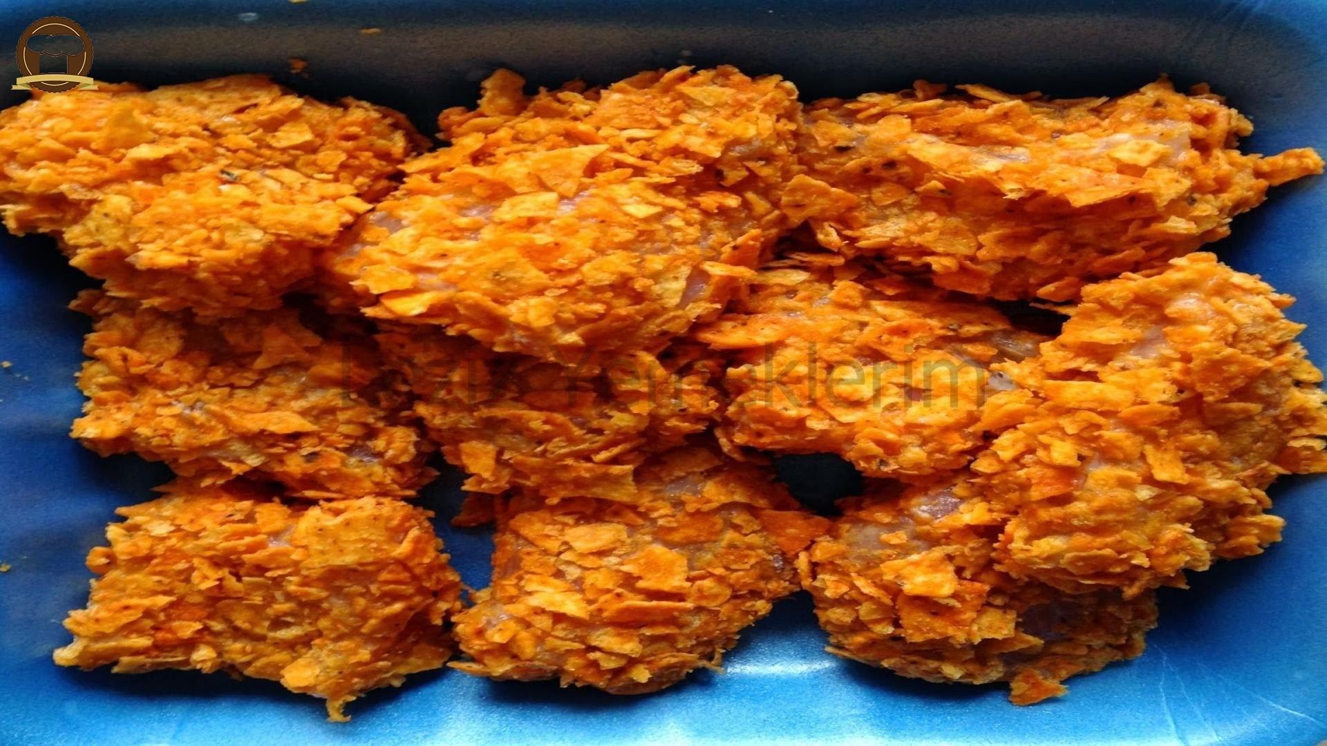Kremalı Cipsli Tavuk Tarifi – Tavuklu Tarifler