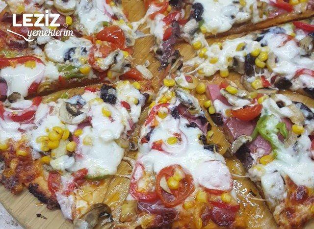 Tam Kıvamında Pizza