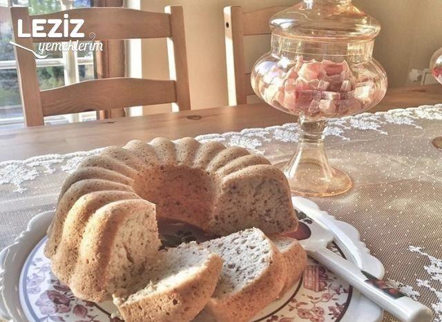 Cevizli Kek Yapımı