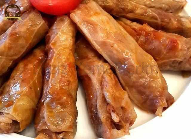 Has Dolması (Bitlis Yemeği)