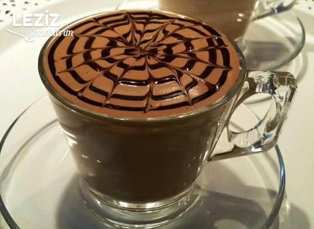 Cappuccino (Sütlü Köpüklü Kahve)