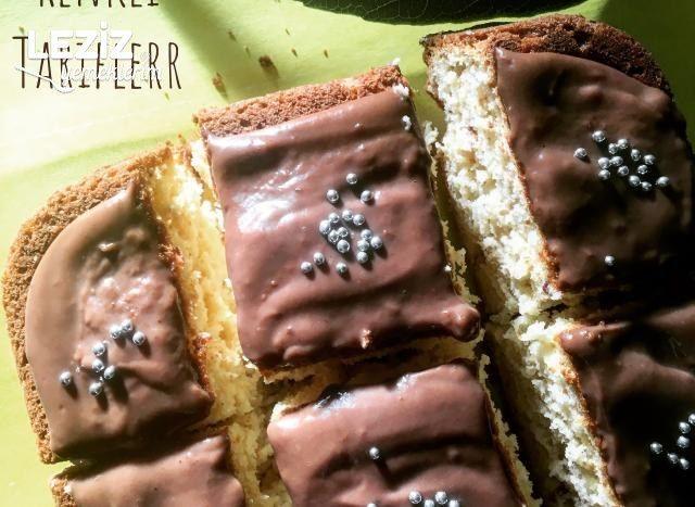 Çikolatalı Kıyır Kek