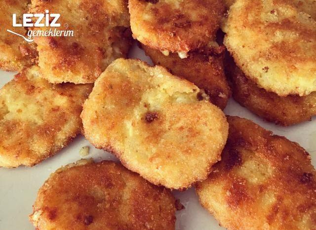 Patates Kroket Nasıl Yapılır
