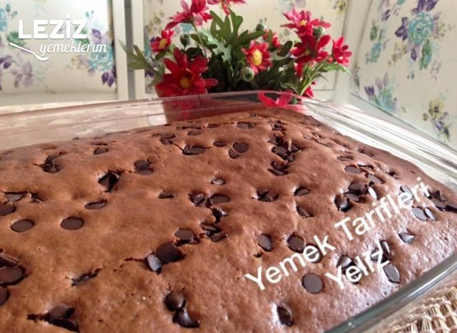 Damla Çikolatalı Kek Tarifi
