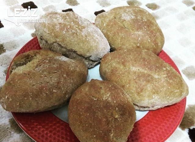 Tam Buğday Unlu Mini Ekmekler