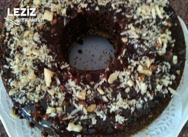Çikolatalı Sünger Kek