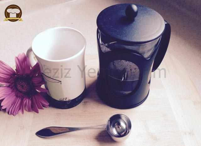 French Press İle Filtre Kahve