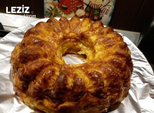 Kek Kalbında Börek Nasıl Yapılır
