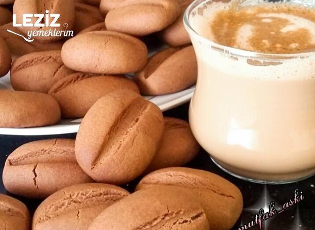 Kahve Çekirdeği Kurabiyesi Yapımı