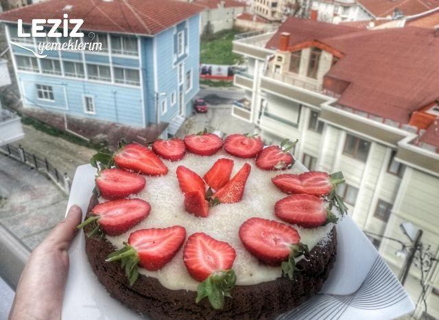 Muhallebili Tart Pasta
