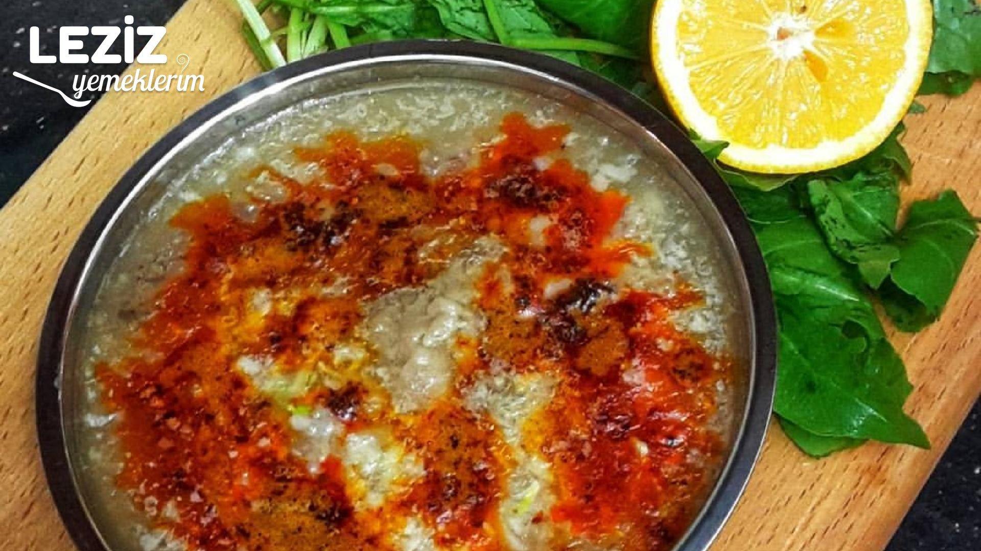 Kelle Paça Çorbası Tarifi – Çorba Tarifleri