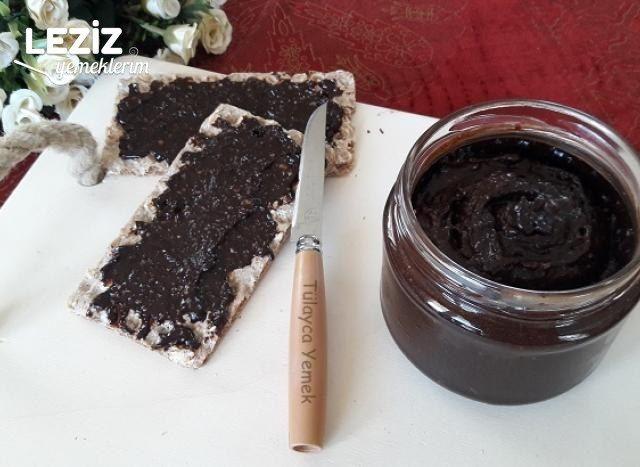 Vegan Çikolatalı Fındık Kreması